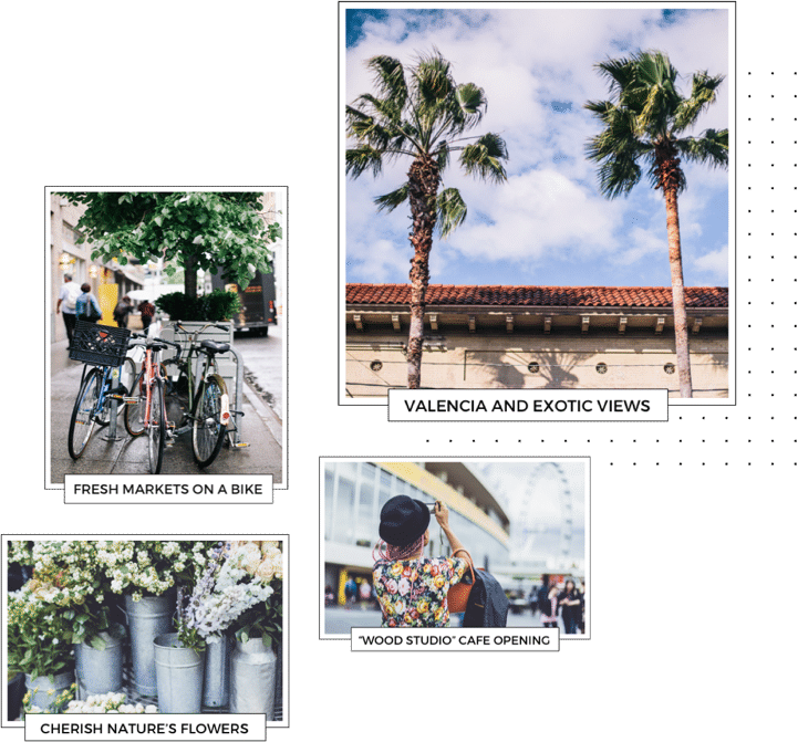 Gema's post layouts that adapt to content type