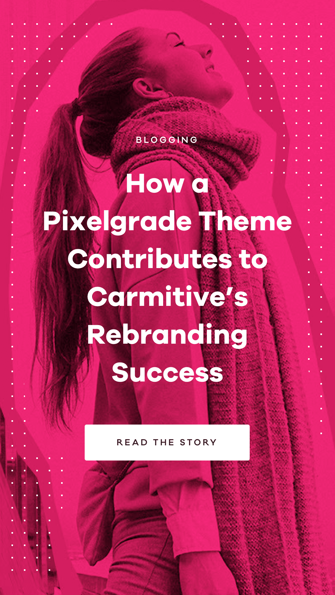 Hive is a blogging WordPress theme that contributed to Carmitive's rebranding success. Learn more about how this Pixelgrade product helps you stand out from the crowd.