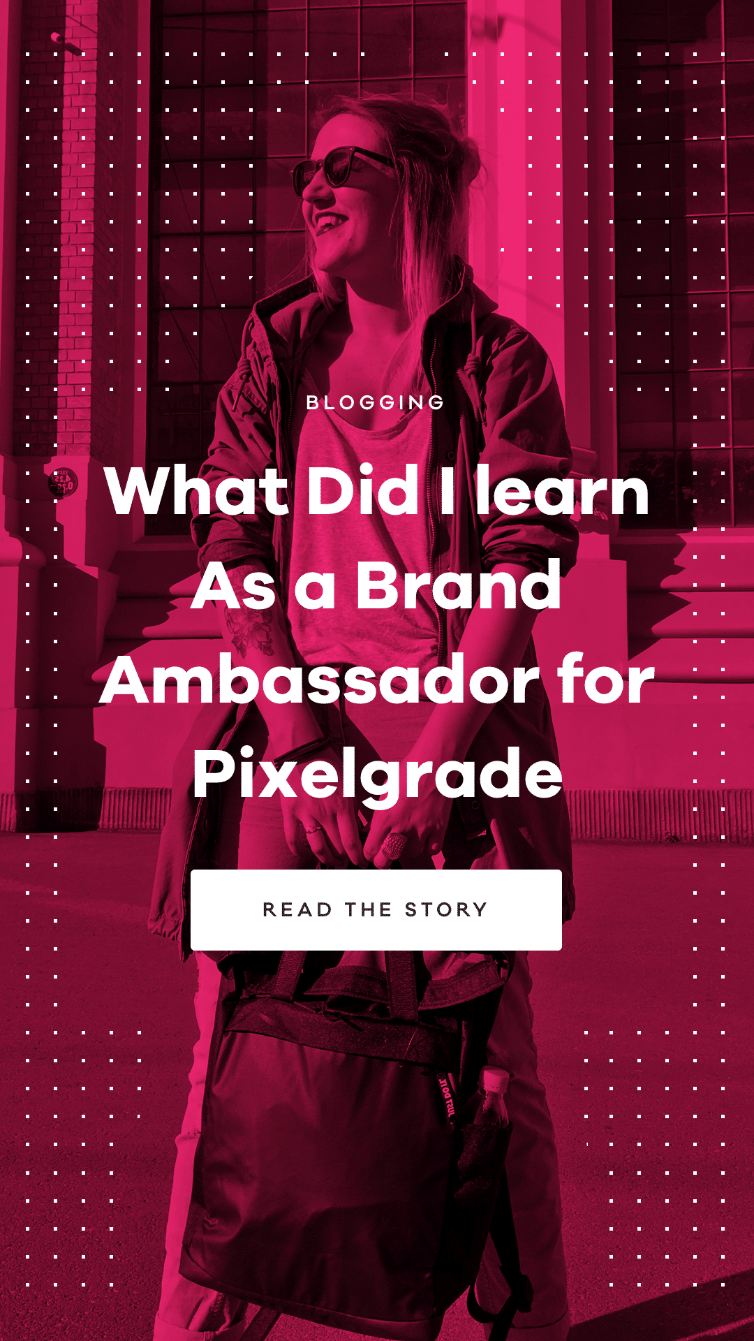 Our first brand ambassador wrote valuable insights about how things program worked out for her. Learn from her experience and apply it.